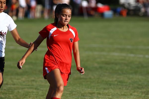 Varsity Girls Soccer vs Scecenia (09/16/19)