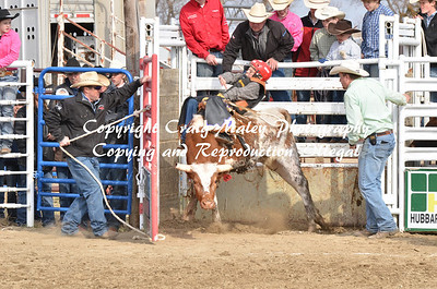 Build a Cowboy Saddle Bronc and Bareback 05-03-14