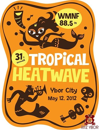 Tropical Heatwave May 12, 2012