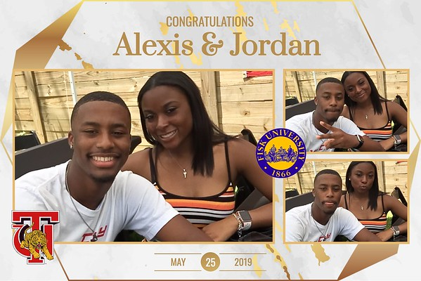 Congrats Alexis & Jordan 5.25.19