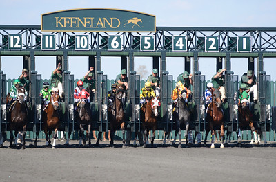 Keeneland 10-25-12