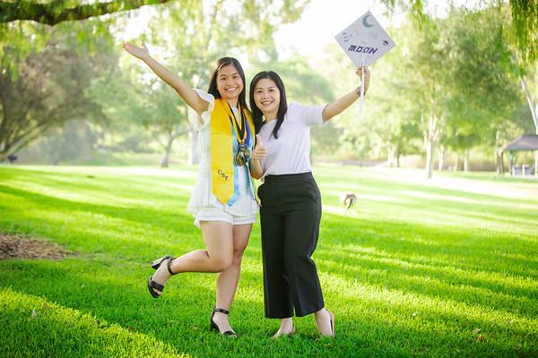 Jacqueline's Graduations