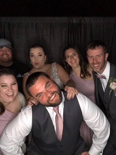 2019-09-28 Hayward Golf Course Wedding Photo booth