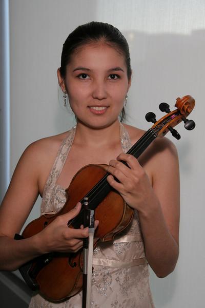 Aisha Dossumova
