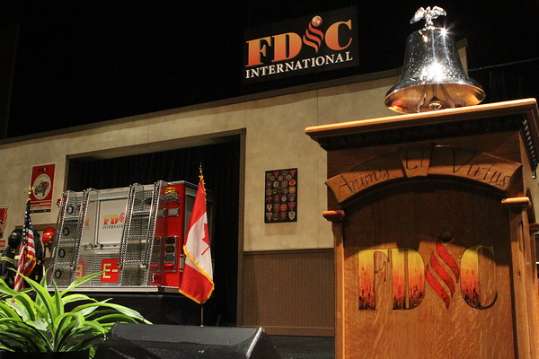 FDIC 2017 Opening Ceramony & Courage And Valor Award