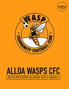 alloa wasps cfc 2011s