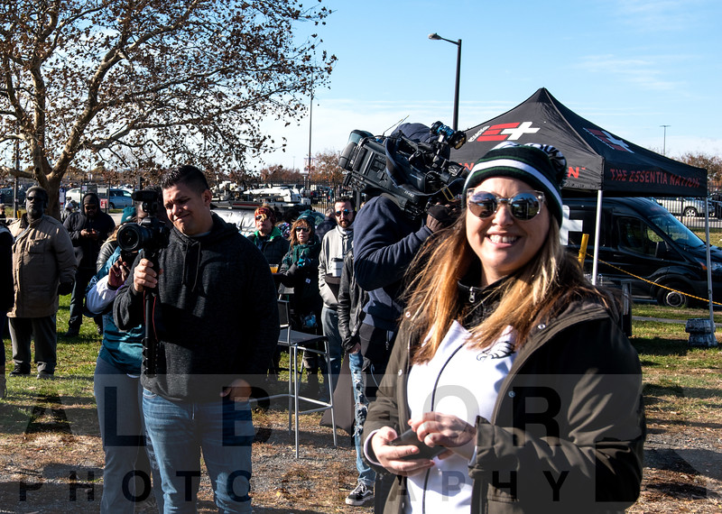 Nov. 26, 2017 Phan Cave and Philly PR Girl Celebrate 4th Annual Turkey Day Tailgate