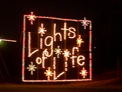 Christmas 2000 - Lights Of Life