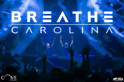 2018.8.3 - Breathe Carolina at Cove Manila