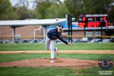 Varsity Baseball vs. Warde - May 10, 2021