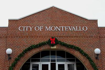 City of Montevallo Flag Ceremony December 15, 2017