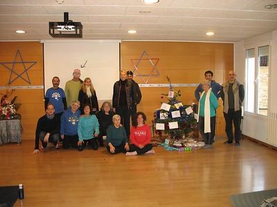 Lengendary Masters Christmas Spain December 2019