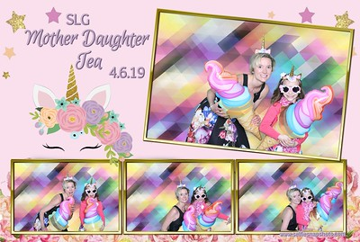 SLG Mother Daughter Tea 2019