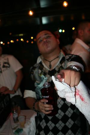 DJ Ku's Birthday Bash at Fuego!  Saturday August 18 2007