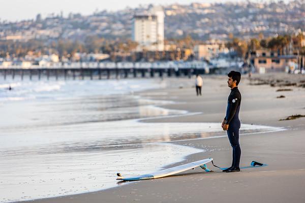 San Diego Surfing - 3-21-21