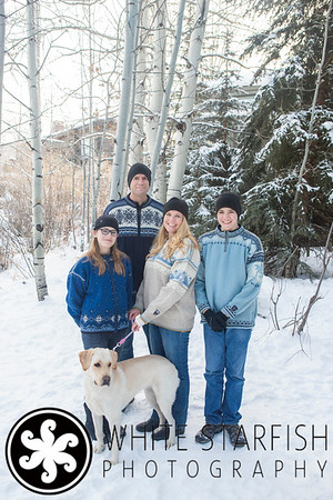 Vail Family Photos - Vail Village - Barnett