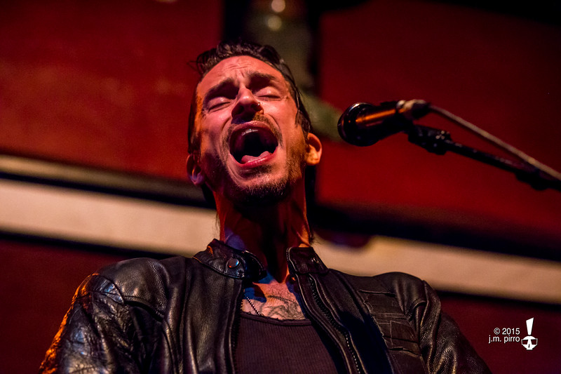 Jimmy Gnecco of Ours / Nick Perri Group
