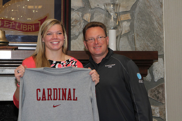 Jane Campball signs with Stanford