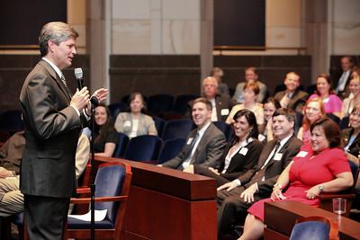 FUS Alumni in DC with Congressman Jeff Fortenberry 2009