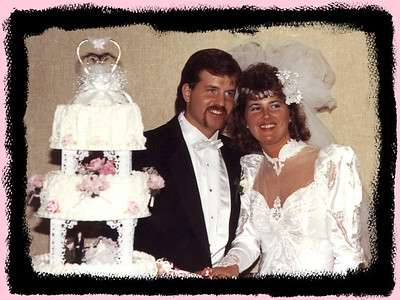Brad & Jackie 1989