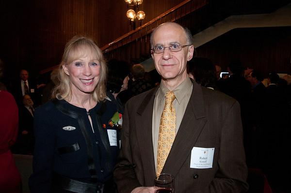 Alumni Honors Banquet, February 25, 2012