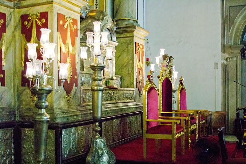San Agustin Church Photograph 1