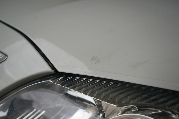 2012 Toyota Camry Bad Bra
