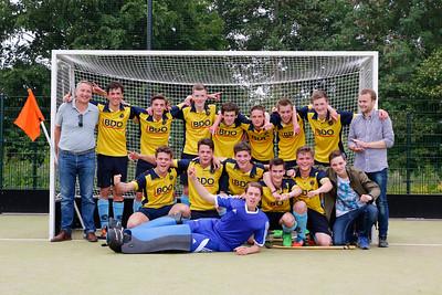 Hockey - Nijkerk JA1 2015-2106