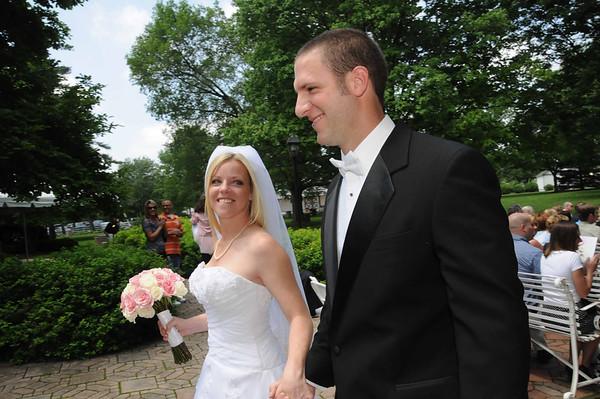 Pam & Dan Wedding