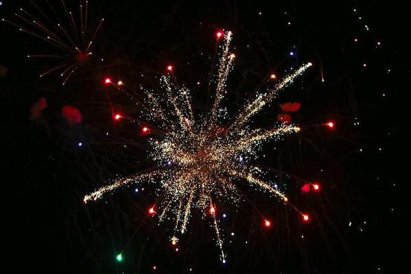 DBKphoto /Ocean City 2014 Fireworks