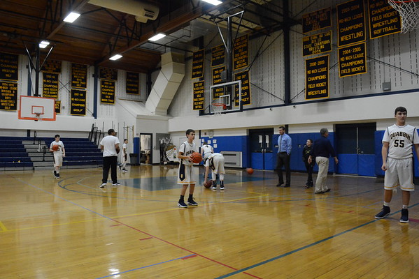 JV Basketball 12/9/16