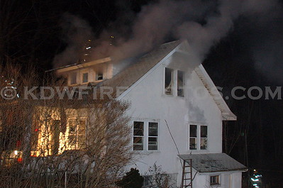 Reading, MA - 2nd Alarm - Main St - 1/26/07