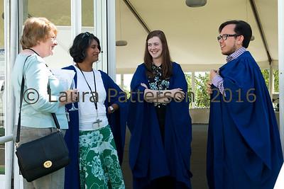 Economics Graduation Reception July 2016