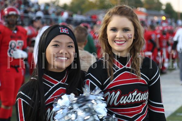 Mustang HS Football 2014