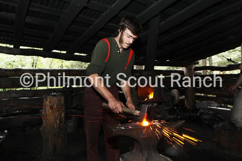 Blacksmithing at Cyphersmine2.JPG