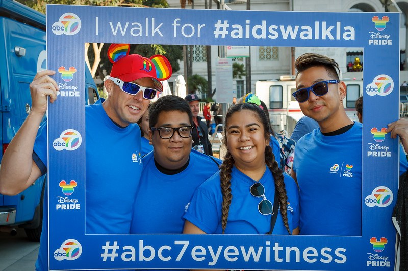 35th Annual AIDS Walk Los Angeles. Grand Park – Downtown Los Angeles, 200 N. Grand Avenue, Los Angeles, CA 90012