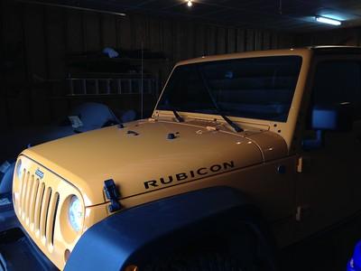 Jeep Build