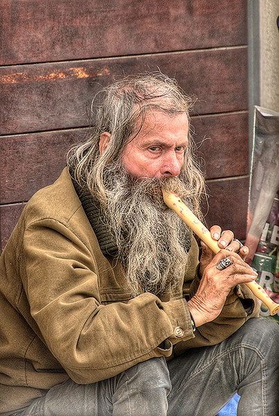 Homeless  Malaga