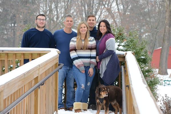 The Mackey Family 2020