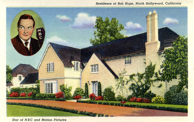 Residence of Bob Hope
