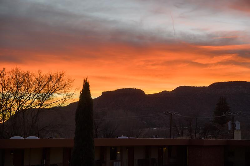 Sunset Kanab, UT