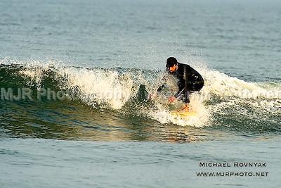 Surfing, NJ, Asbury Park, 07.22.11