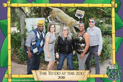 2018 To Do at the Zoo