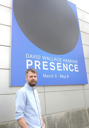 David Wallace Haskins, Elmhurst artist