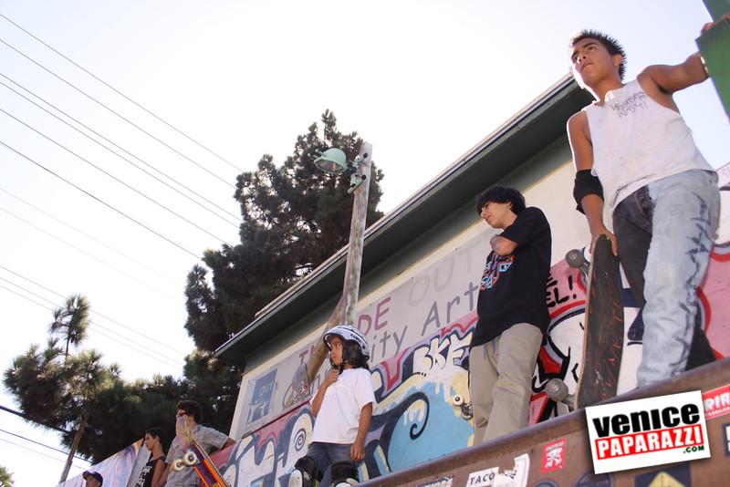 09.05.09  Venice Skate Fundraiser.  Venice United Methodist Church.  Murray Family (7).JPG