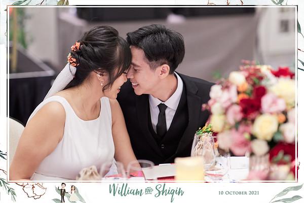 Wedding of William & Shiqin (Roving Photography)