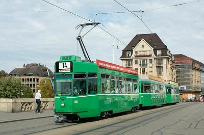BVB Basler Verkehrs-Betriebe