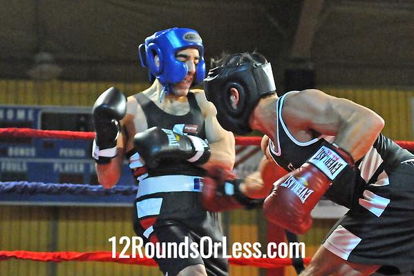 Bout 9 Matt Manico, Champ's Gym, Roanoke, VA -vs- Joe Bigler, King's Gym-152 lbs, Masters