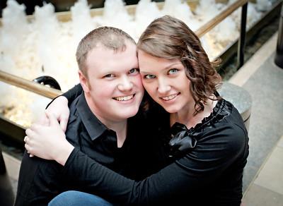 Josh and Rebekah