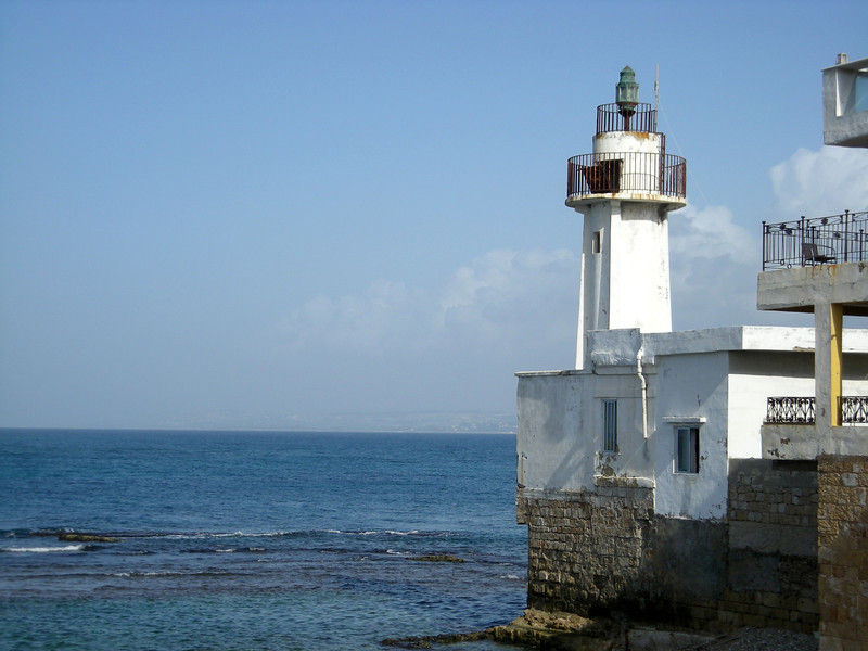 lighthouse near Tyre